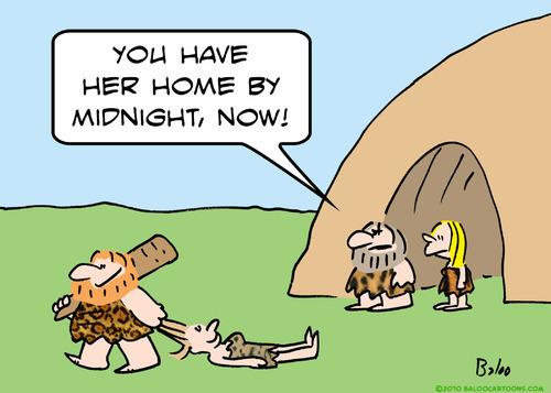caveman-date